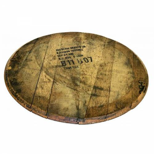 Jim Beam Bourbon Barrel Head