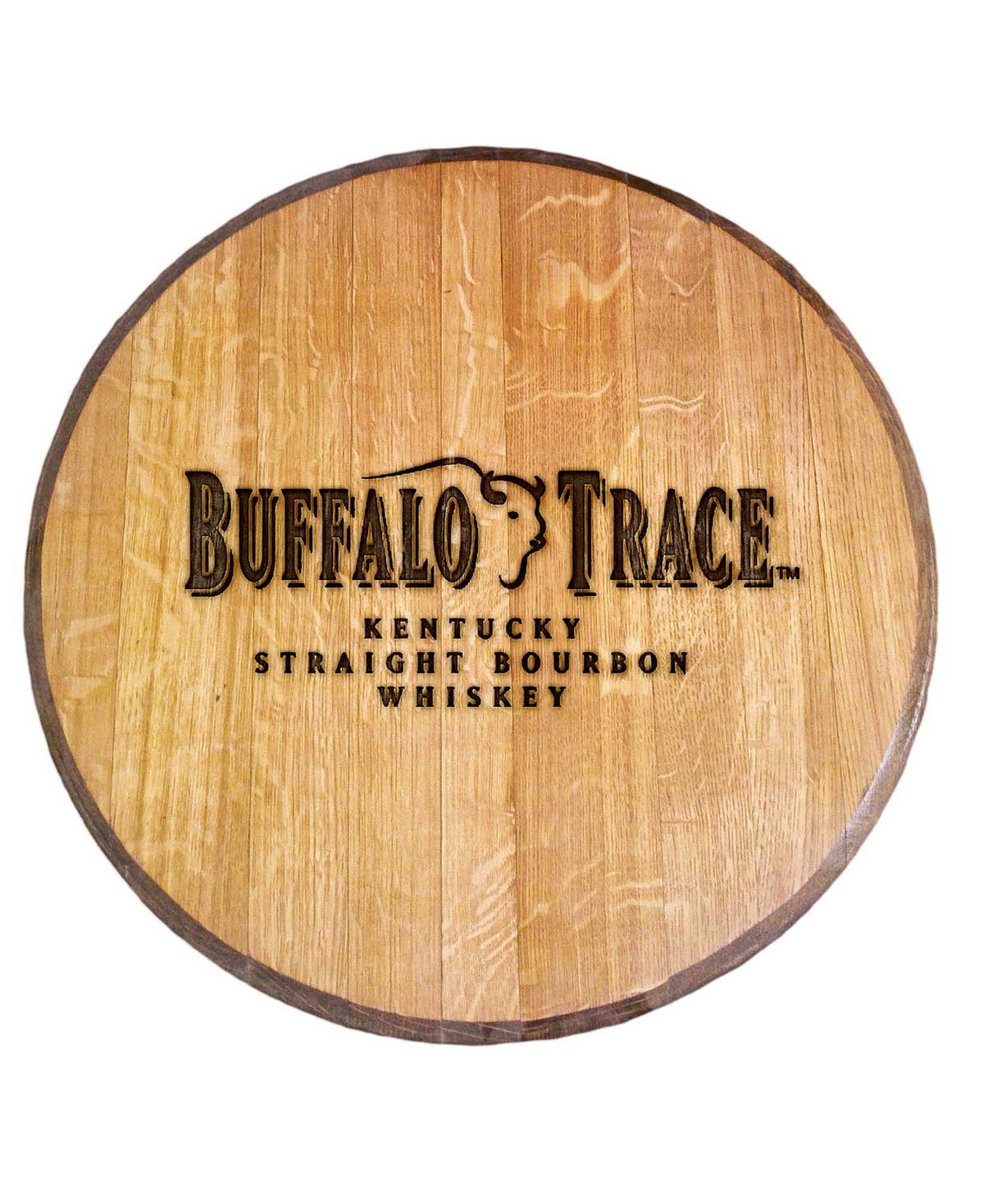 Buffalo Trace Bourbon Barrel Head