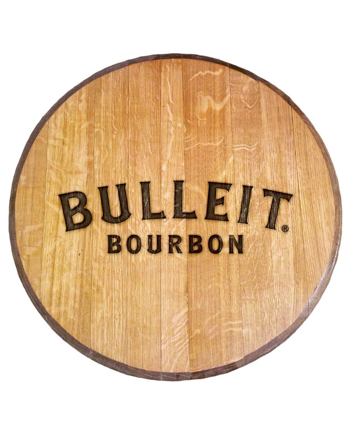 Bulleit Bourbon Barrel Head