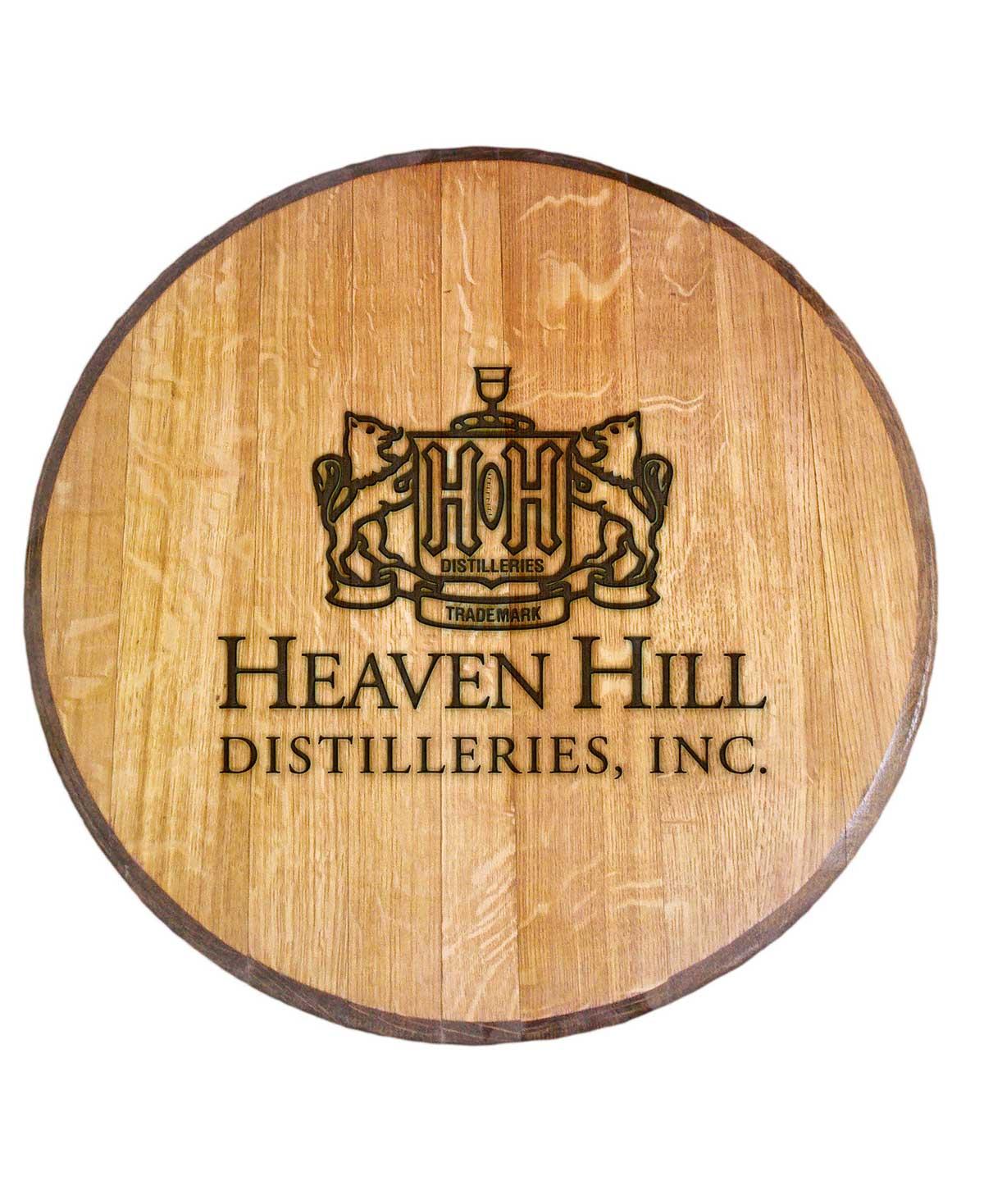 Heaven Hill Bourbon Barrel Head