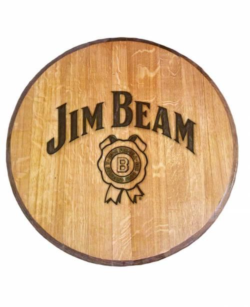 Jim Beam Bourbon Barrel Head