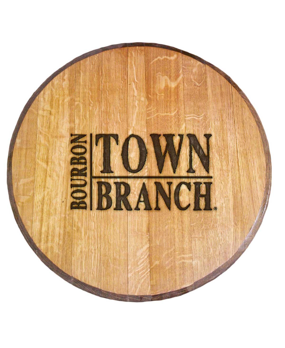 Town Branch Bourbon Barrel Head
