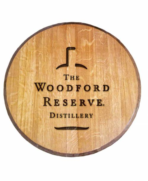 Woodford Reserve Bourbon Barrel Head