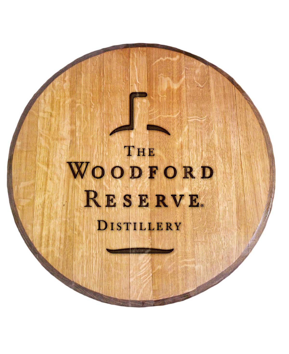 Woodford Reserve Bourbon Barrel Head