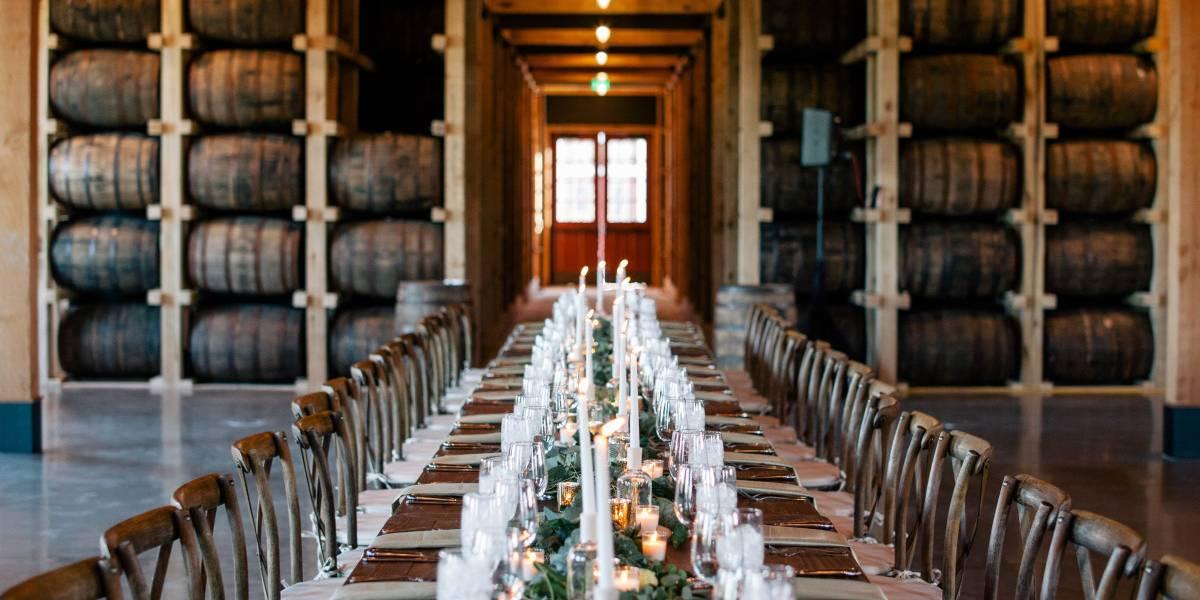 whiskey wedding venues