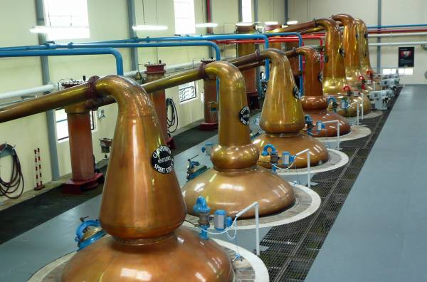 Whiskey Distillery - How is Whiskey Made?
